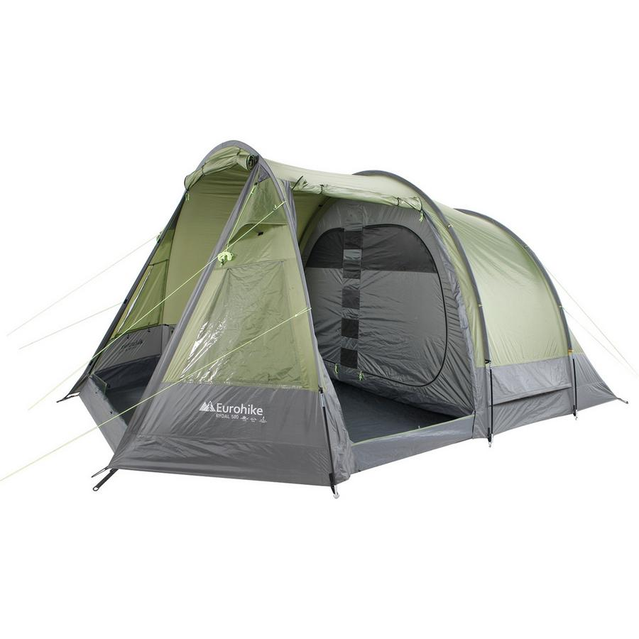 Eurohike Rydal 500 tent - low price family camping | Tent ...